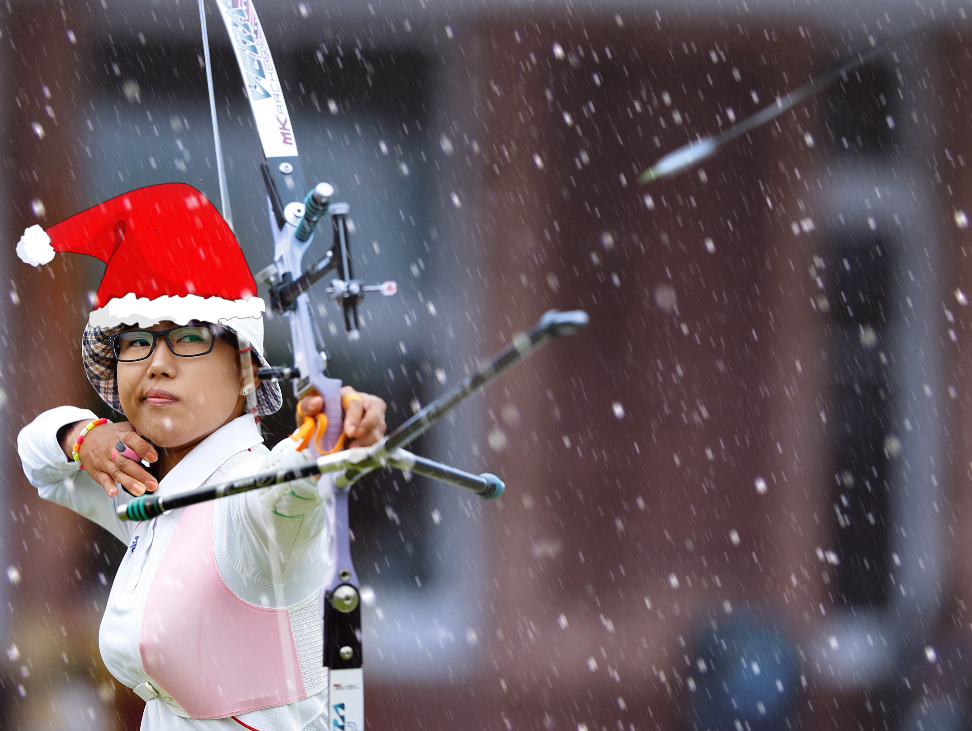 Archery - Christmas Gifts for Archers - The Infinite Curve