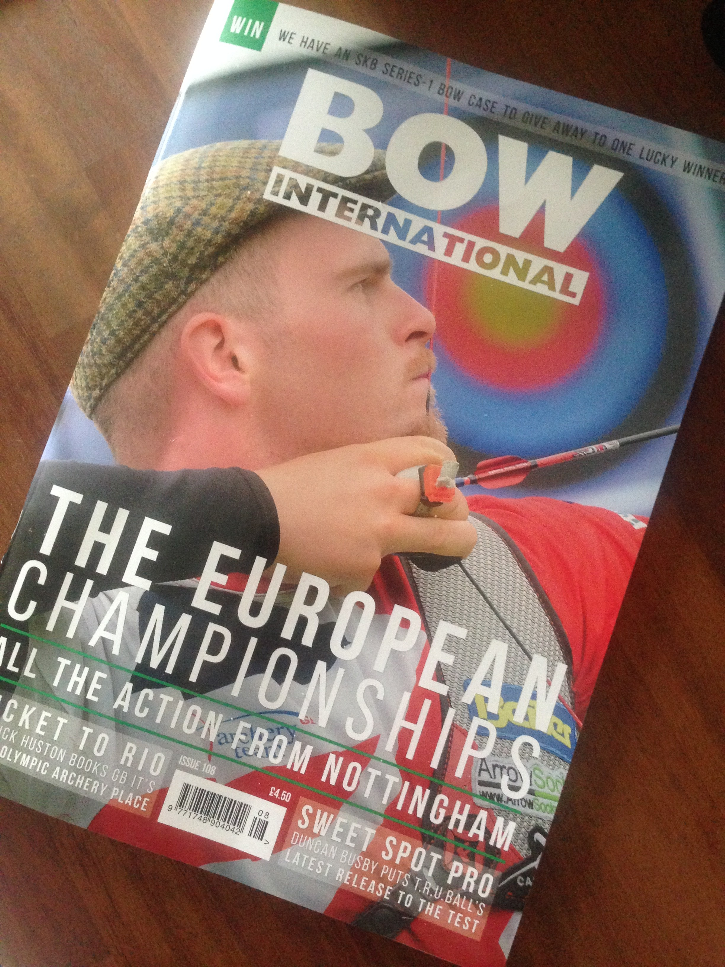It S Available In Better Stocked Newsagents Or You Can And Read Digitally On A Phone Tablet Too Search For Bow International Your App