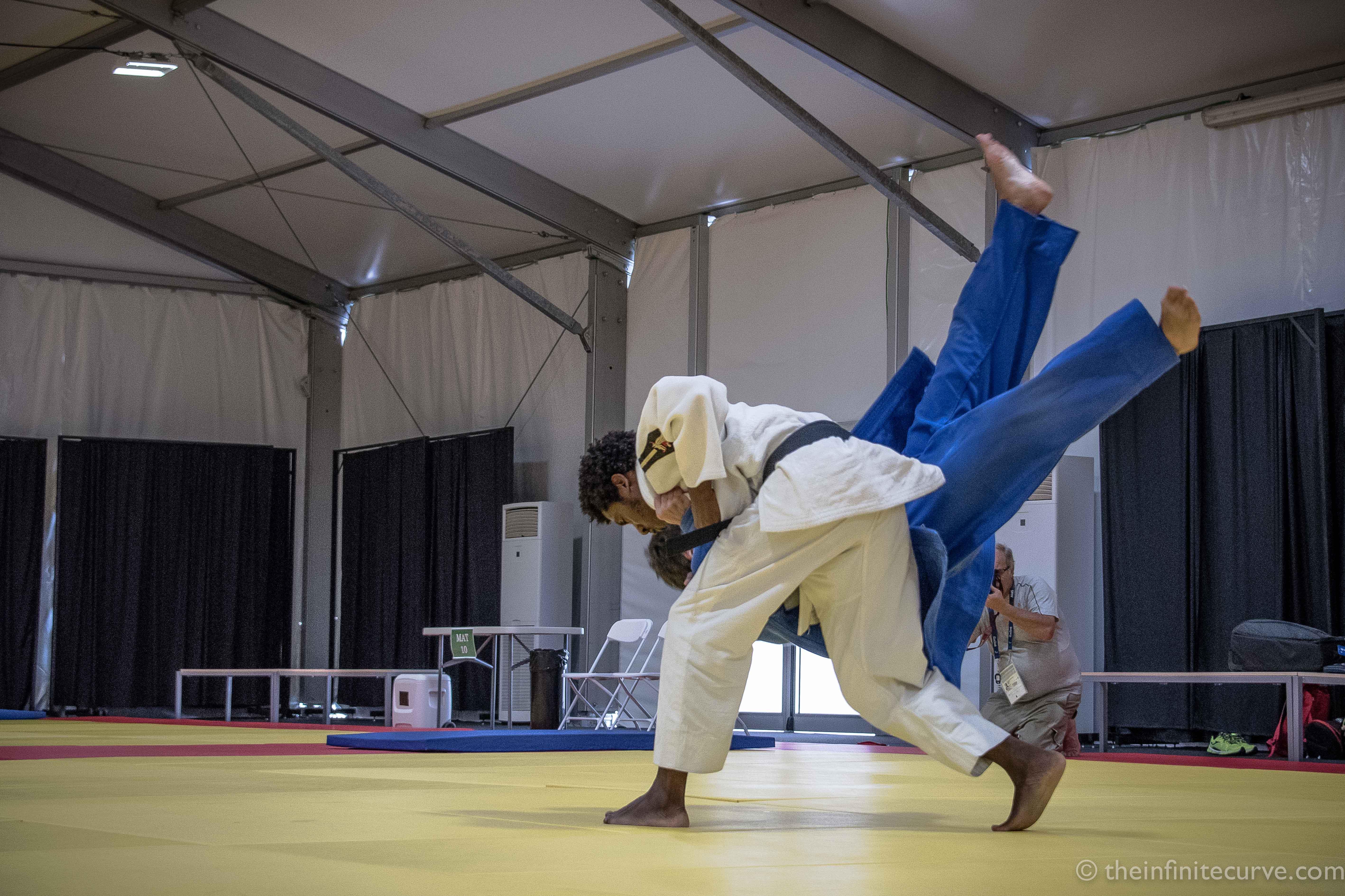 Judo throw 2