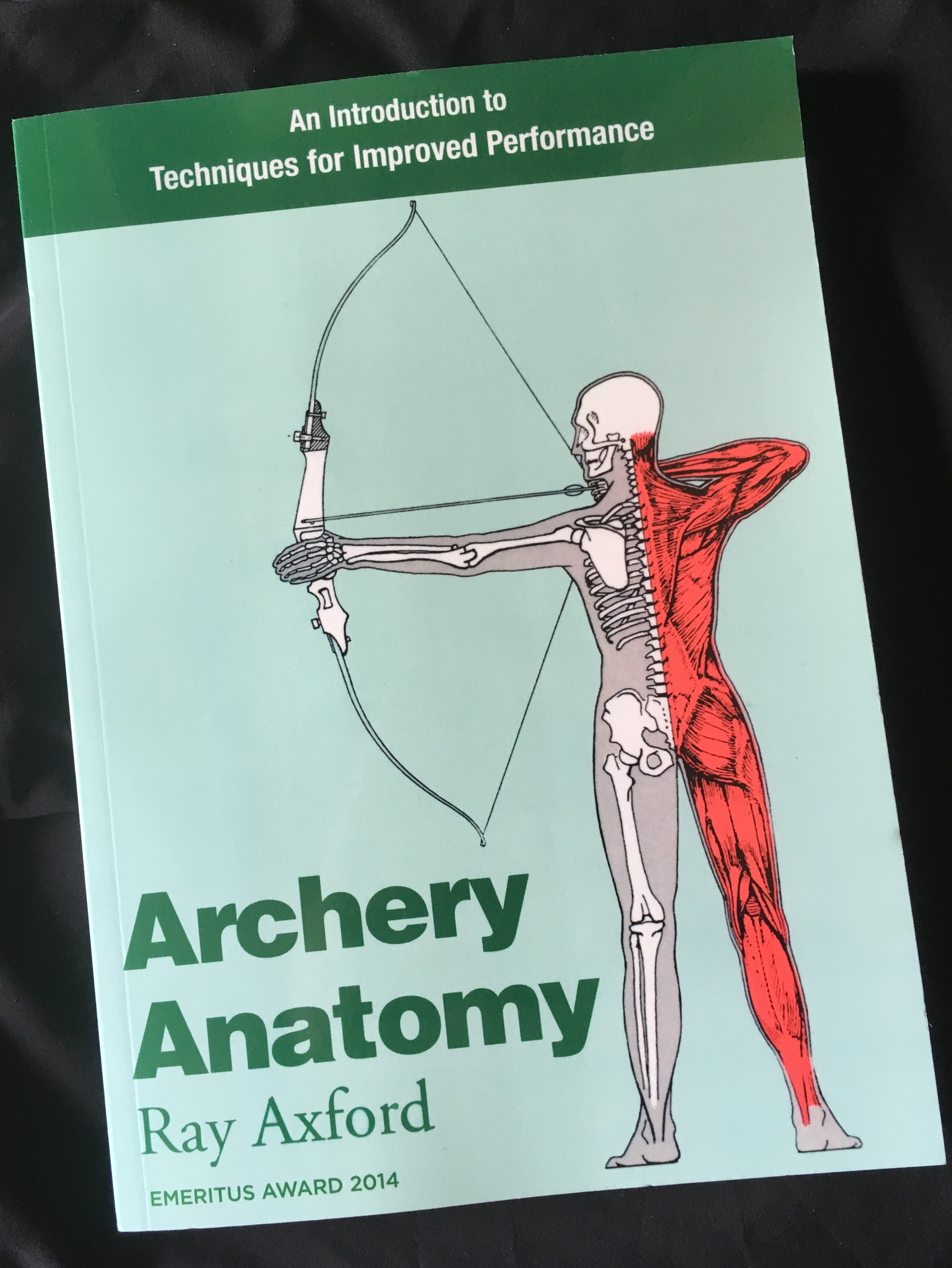 Archery - Book review: Archery Anatomy - The Infinite Curve
